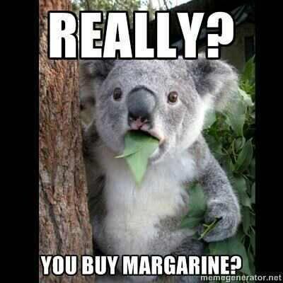 margarine koala