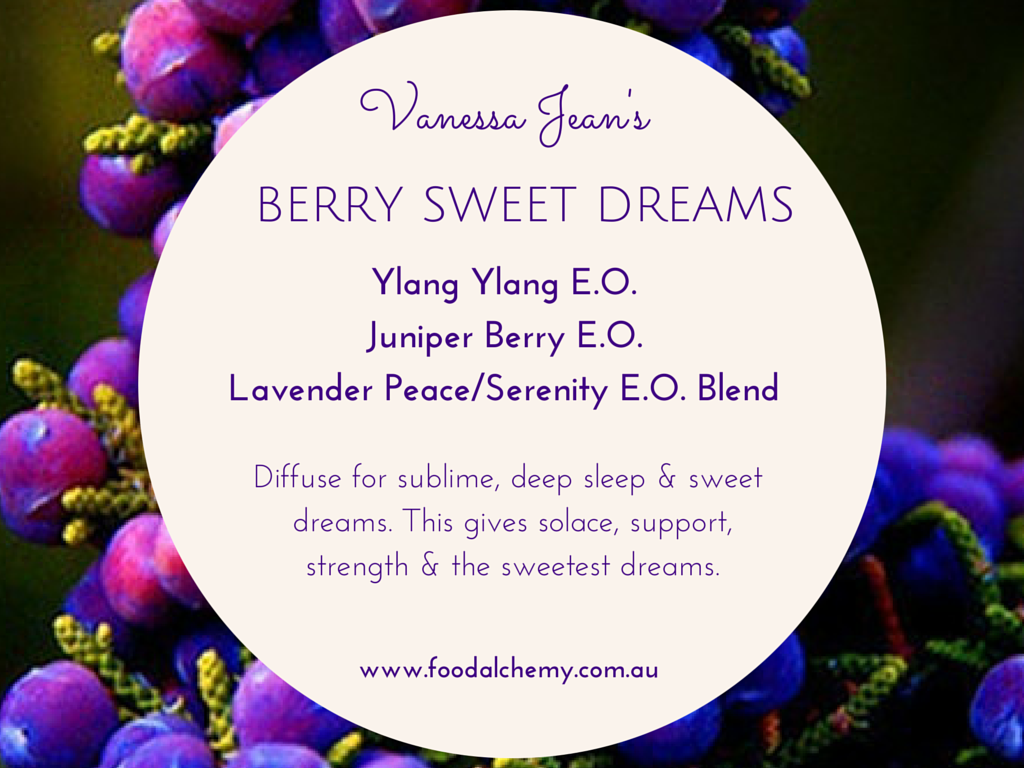 berry sweet dreams