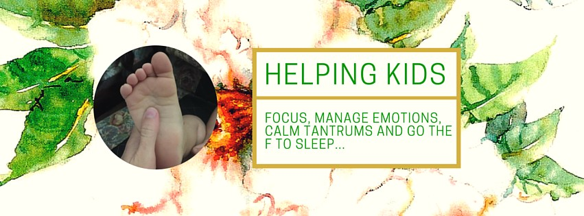 helping kids focus manage emotions