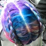 How to make rainbow unicorn hair even more rainbow unicornhellip