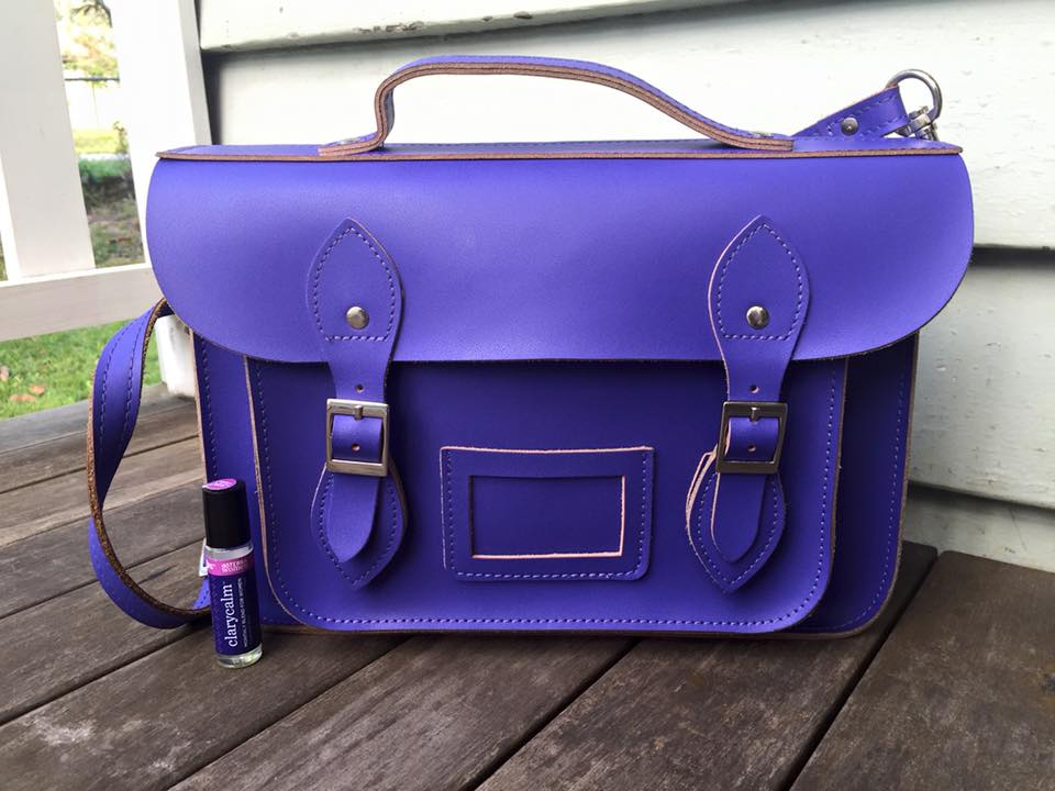 purse purple
