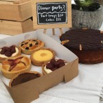 Dinner Party? Order 6 tarts or one of our orangehellip