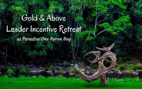 Gold & AboveLeader Incentive Retreat