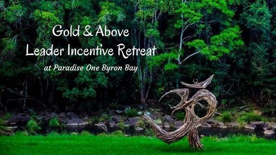Gold & AboveLeader Incentive Retreat