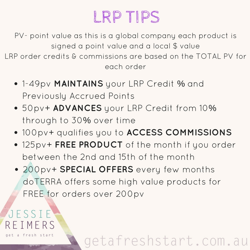lrp-tips