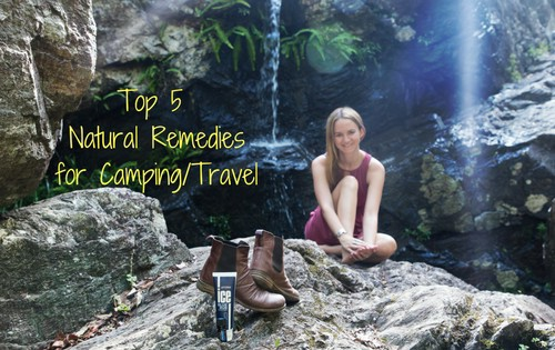 Top 5 Natural Remediesfor CampingTravel