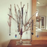 My new jewellery tree to keep all my lava goodieshellip
