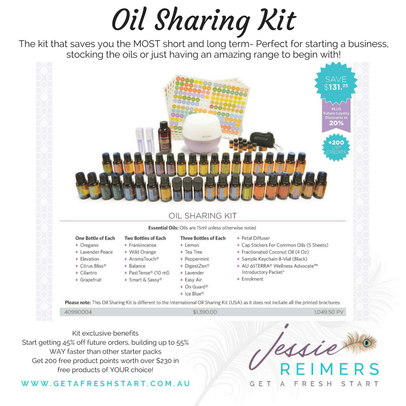 oil sharing kit
