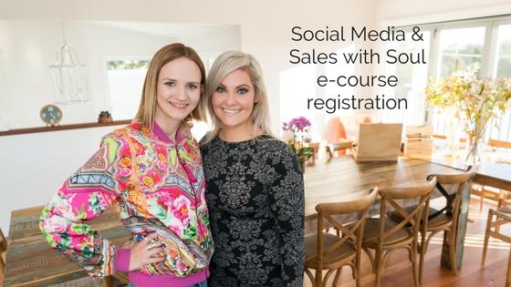 social media ecourse registration