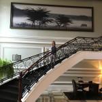 Hemingways Nairobi Kenya Day 1 Coimpact sourcing trip with dTERRAhellip
