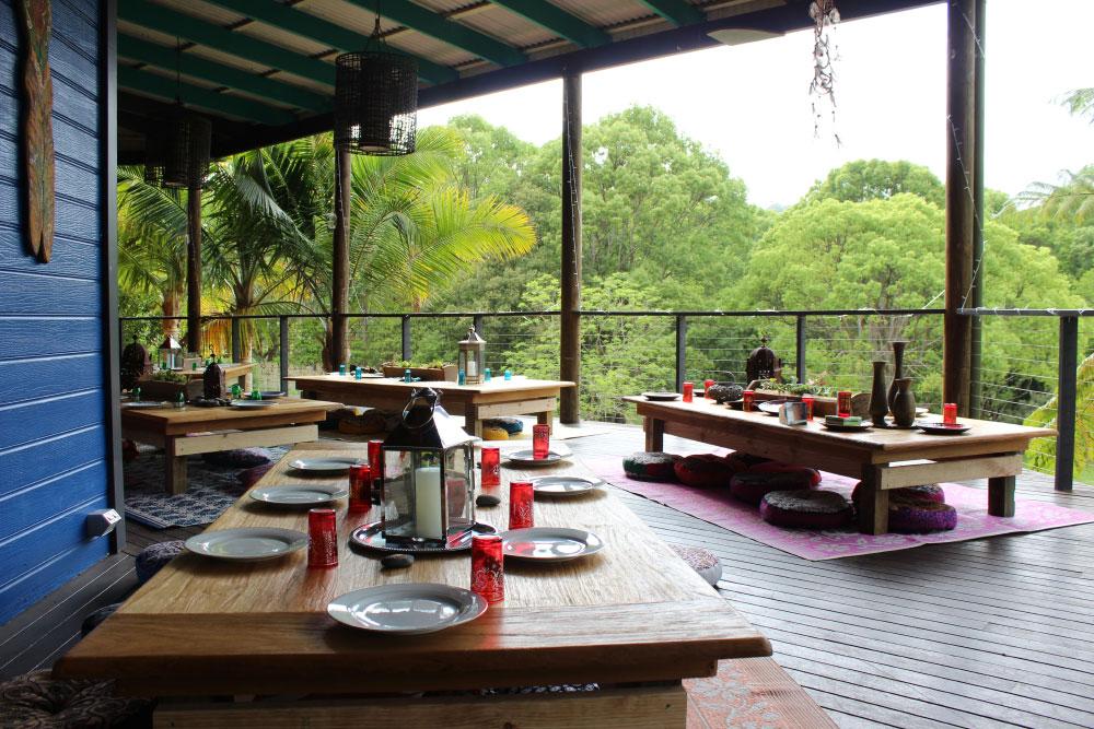 paradise one dining