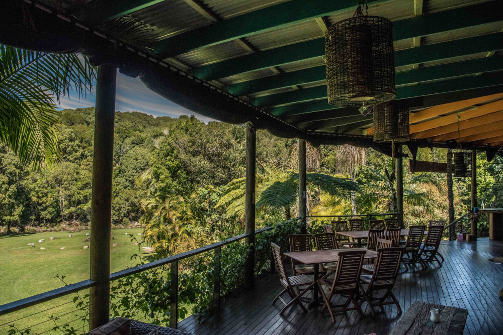 paradise one veranda