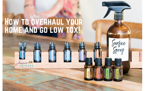 Why Household Products Set Me Off &How Going Low Tox Changed My Health (1)